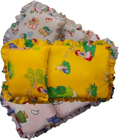 Комплект для коляски матрас и подушка своими руками